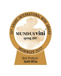 Best South African Wine Producer