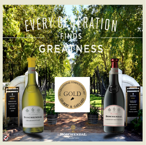 Gilbert & Gaillard french wine experts